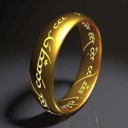 El señor de los anillos juego de mesa