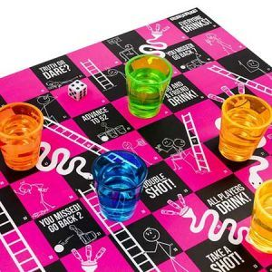 Juegos de Mesa para Beber