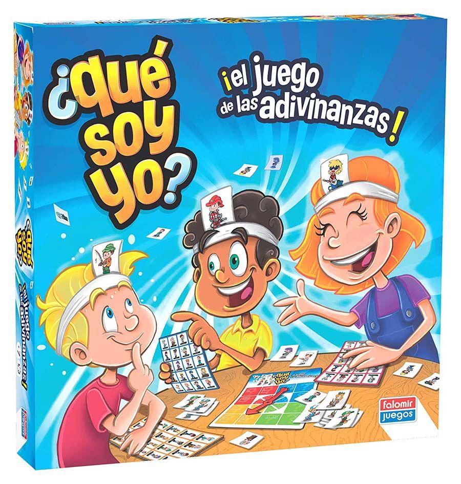 Juegos de mesa divertidos