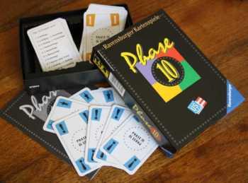 Phase 10 juego de mesa