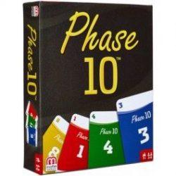 Phase 10 Juego de cartas