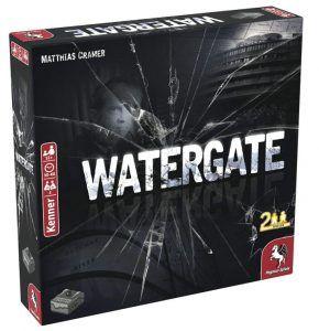 Watergate juego de mesa